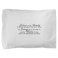 Fisherman's Prayer Pillow Sham