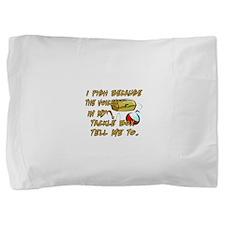 Tackle Box Voices Pillow Sham