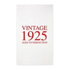 VINTAGE 1925 aged to perfection-red 300 Area Rug