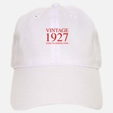 VINTAGE 1927 aged to perfection-red 300 Baseball C