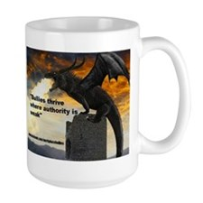 Dragons in the Workplace Mugs