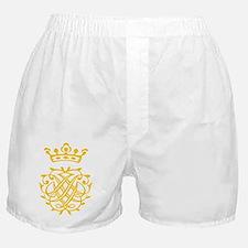 JS Bach Symbol Boxer Shorts