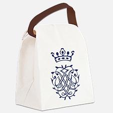 Bach's Symbol Canvas Lunch Bag