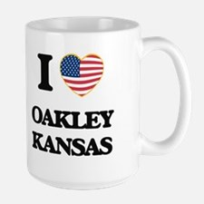 I love Oakley Kansas Mugs