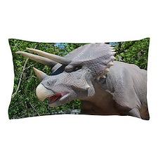 Dinosaur Triceratops Pillow Case