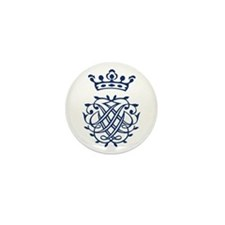 Bach's Symbol Mini Button (10 pack)