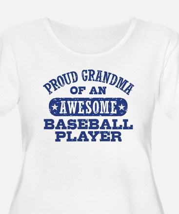 Proud Basebal T-Shirt