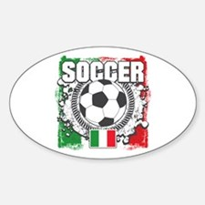 Soccer Italy Decal