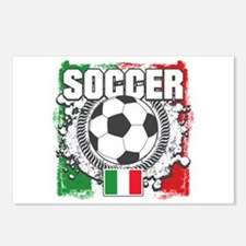 Soccer Italy Postcards (Package of 8)