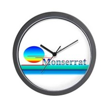 Monserrat Wall Clock