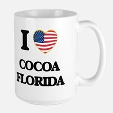 I love Cocoa Florida Mugs