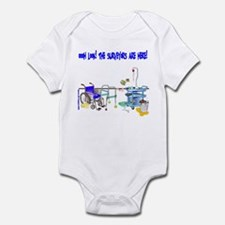 It's Survey Time Infant Bodysuit