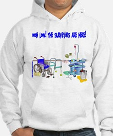 It's Survey Time Jumper Hoody