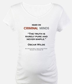 OSCAR WILDE QUOTE Shirt