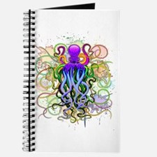 Octopus Psychedelic Luminescence Journal