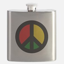 Rasta Ban the Bomb Flask