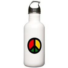 Rasta Ban the Bomb Sports Water Bottle