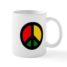 Rasta Ban the Bomb Mugs