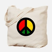 Rasta Ban the Bomb Tote Bag