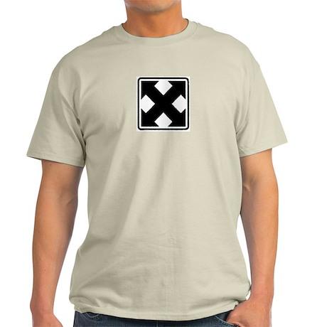 H-Street logo shirt (grey)