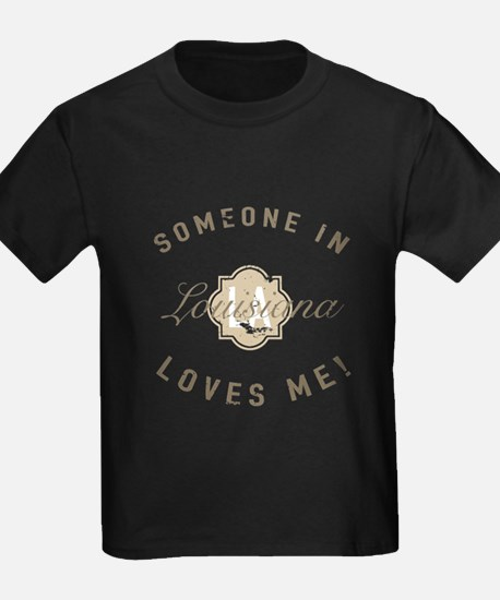 Someone In Louisiana T-Shirt