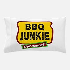 BBQ Junkie Pillow Case