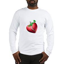 Gecko Heart Long Sleeve T-Shirt