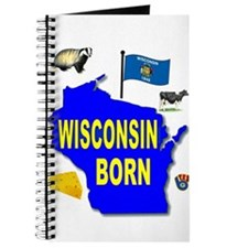 WISCONSIN BORN Journal