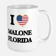 I love Malone Florida Mugs