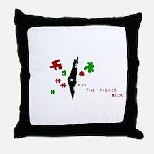 PTPB Throw Pillow