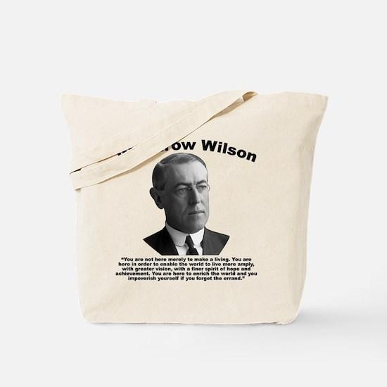 Wilson: Errand Tote Bag