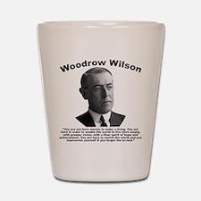 Wilson: Errand Shot Glass