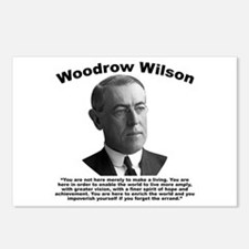 Wilson: Errand Postcards (Package of 8)