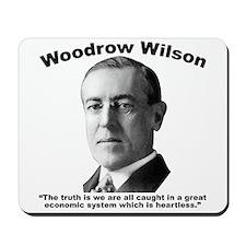 Wilson: Economic Mousepad
