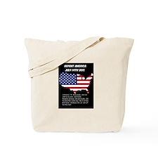 Repent America Tote Bag