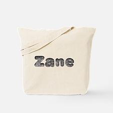 Zane Wolf Tote Bag