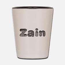 Zain Wolf Shot Glass
