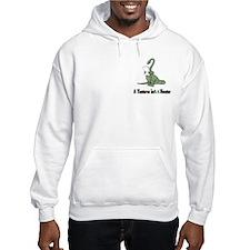 Thesaurus Dinosaur Hoodie Sweatshirt