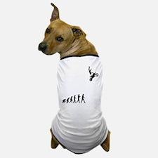 Evolution-Superman Dog T-Shirt