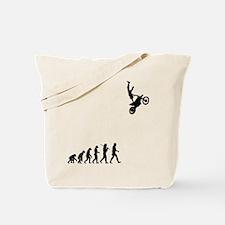 Evolution-Superman Tote Bag