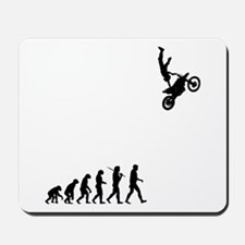 Evolution-Superman Mousepad