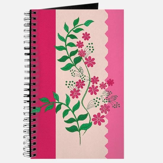 Floral Wave 4 Journal