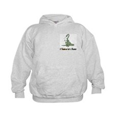 Thesaurus Dinosaur Hoodie