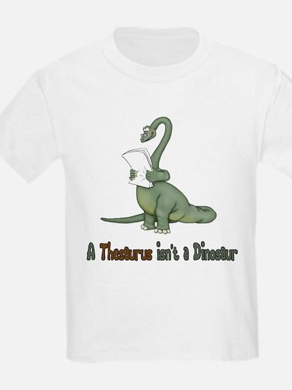 Thesaurus Dinosaur T-Shirt