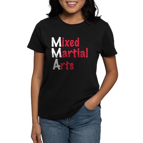 MMA Women's Dark T-Shirt