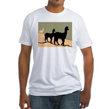 Alpacas Hillside Shirt