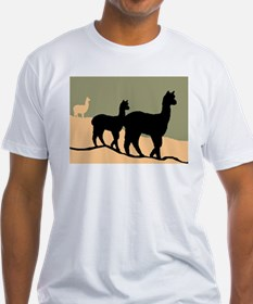 Alpacas Hillside Shirt