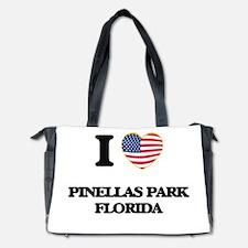 I love Pinellas Park Florida Diaper Bag