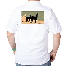 Alpacas Hillside T-Shirt