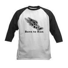 Born to Run Baseball Jersey